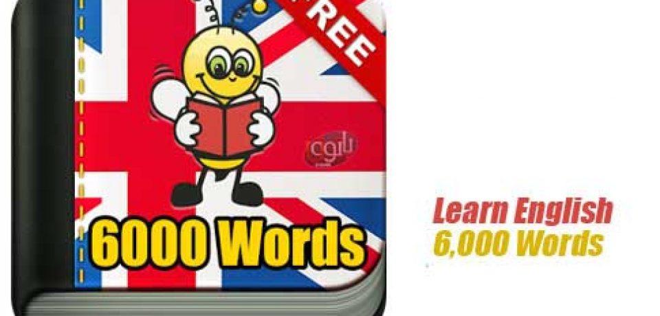 یادگیری آسان 6000 لغت زبان انگلیسی